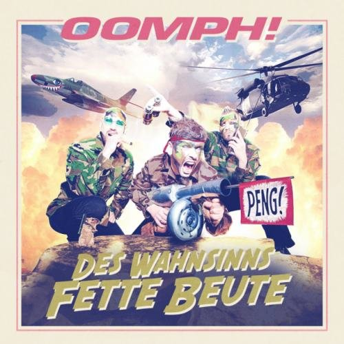 Oomph! - Dеs Wаhnsinns Fеttе Веutе (2012)