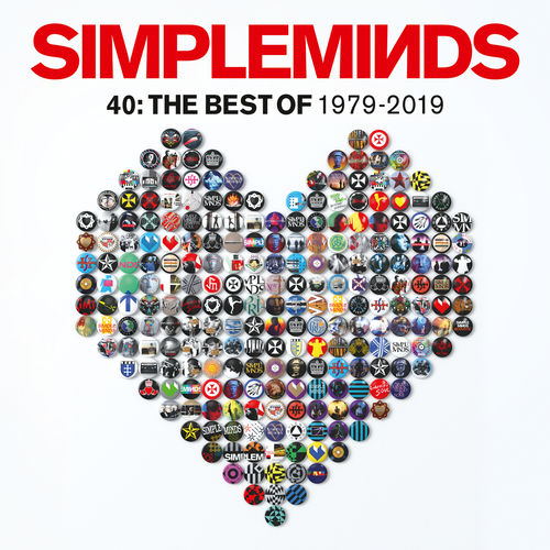 Simple Minds - Forty: The Best Of Simple Minds 1979-2019 (2019)