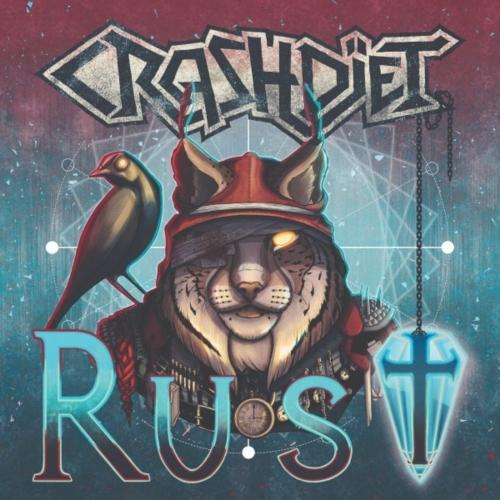 Crashdiet - Rust (2019)