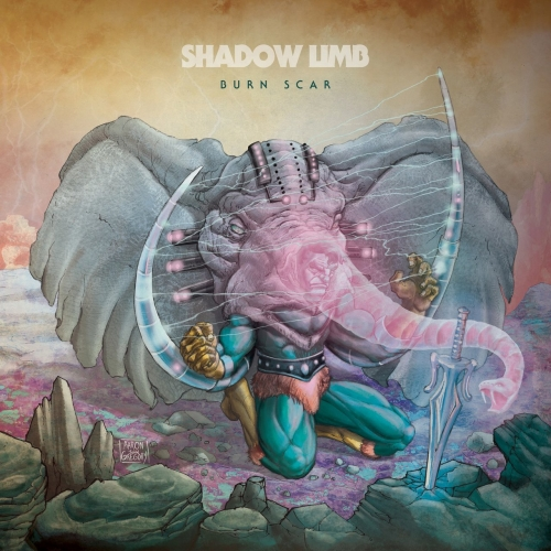 Shadow Limb - Burn Scar (2019)