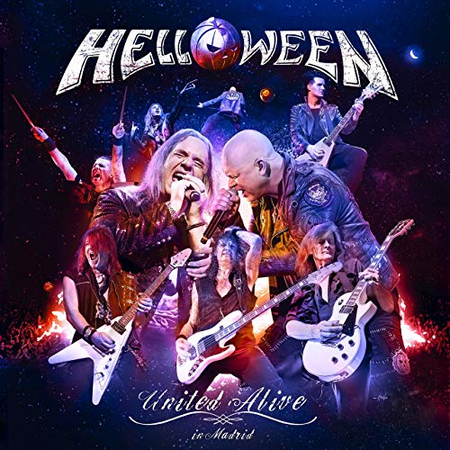Helloween - United Alive (2019) (BDRip 1080p/720p)