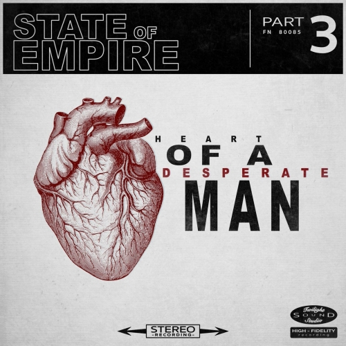 State of Empire - Heart of a Desperate Man (2019)
