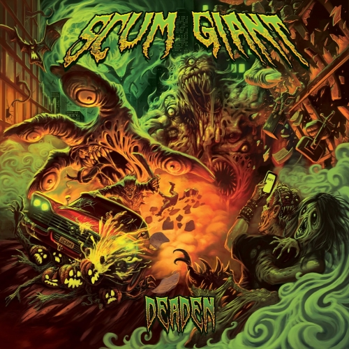 Scum Giant - Deaden (2018)