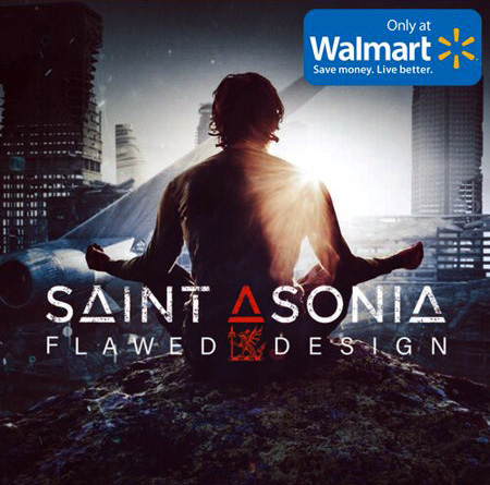 Saint Asonia - Flawed Design (Walmart Deluxe) (2019)