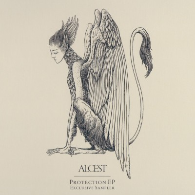 Alcest - Protection EP - Exclusive Sampler (2019)