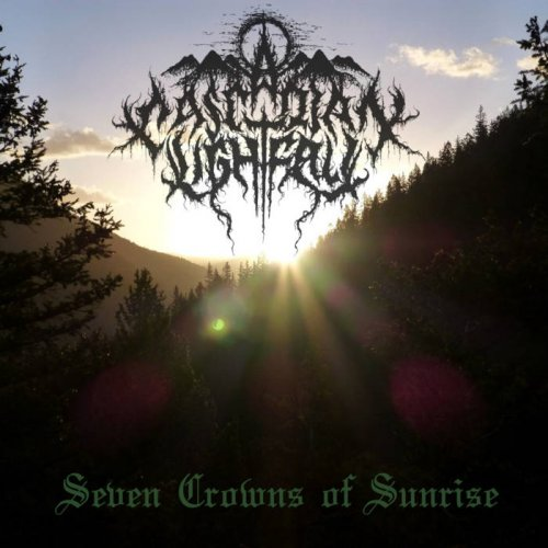 Cascadian Lightfall - Seven Crowns Of Sunrise (2019)