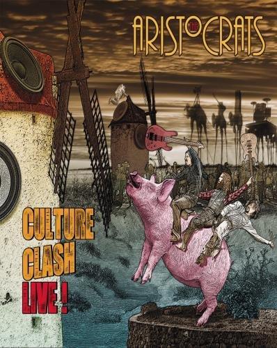 The Aristocrats - Culture Clash Live! (2015)