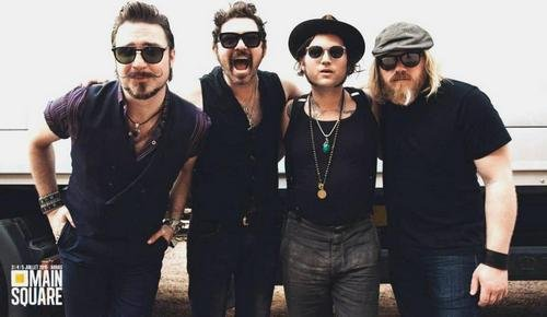 Rival Sons - Live at Main Square Festival (2015)