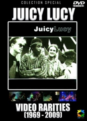 Juicy Lucy - Video Rarities (1969-2009)