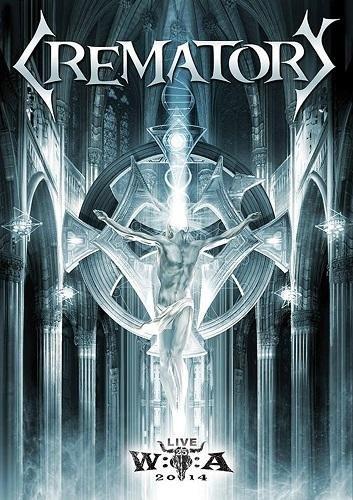 Crematory - Live W.O.A. (2014)