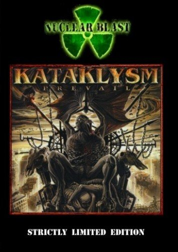 Kataklysm - Prevail (Bonus DVD) (2008)