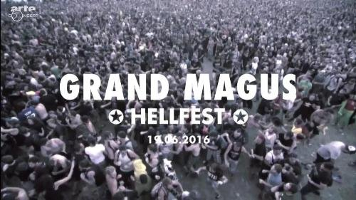 Grand Magus - Live at Hellfest (2016)