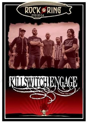 Killswitch Engage - Live at Rock am Ring (2016)