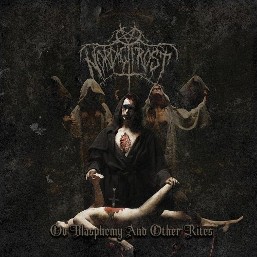 Nordic Frost - Ov Blasphemy And Other Rites (2019)