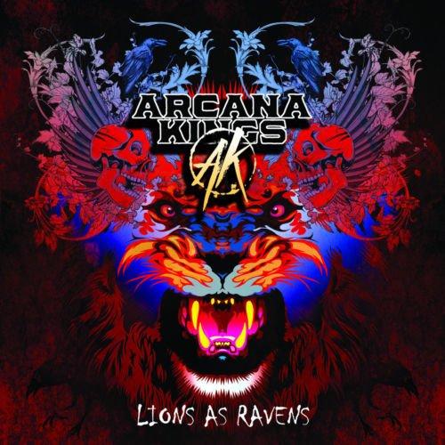 Arcana Kings - Lions As Ravens (2019)