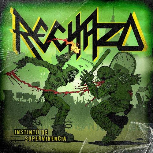 Rechazo - Instinto De Supervivencia (2019)