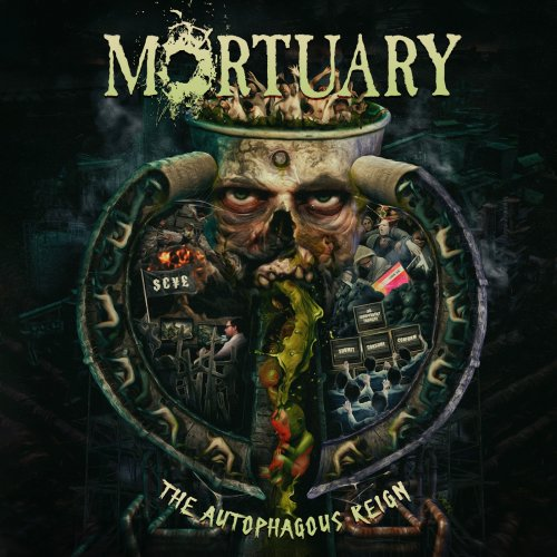 Mortuary - The Autophagous Reign (2019)