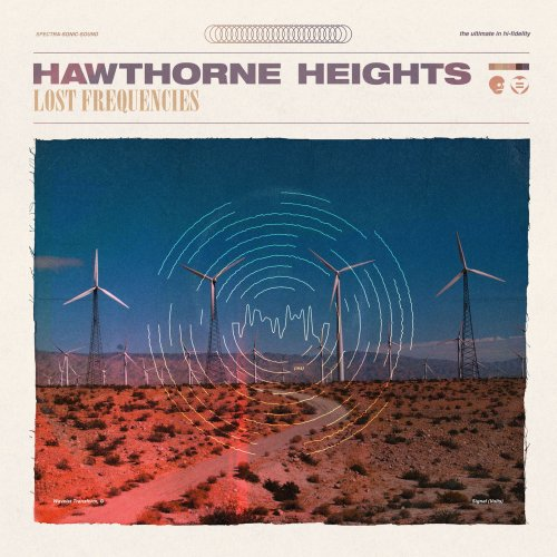 Hawthorne Heights - Lost Frequencies (2019)