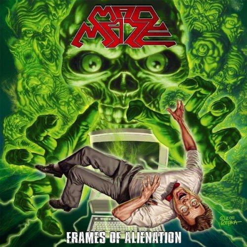 Madmaze - Frames Of Alienation (2012)