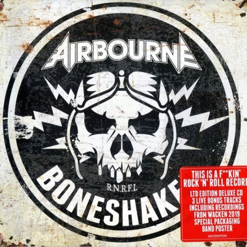Airbourne - Boneshaker (Limited Deluxe Edition) (2019)