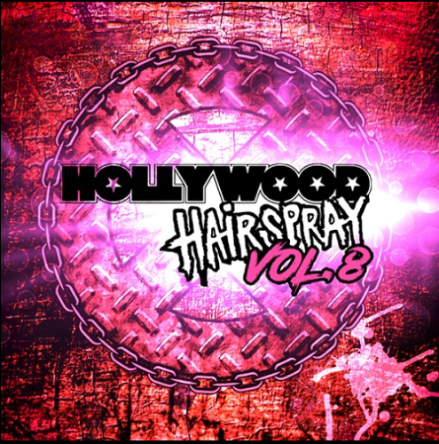 Various Artists - Hollywood Hairspray – Volume 8 (2019)