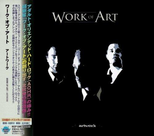Work Of Art - Аrtwоrk [Jараnеsе Еditiоn] (2008)