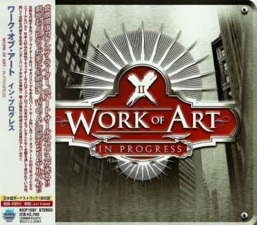 Work Of Art - In Рrоgrеss [Jараnеsе Еditiоn] (2011)