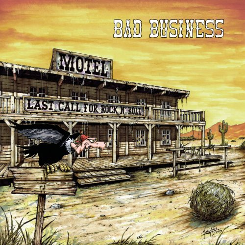 Bad Business - Last Call For Rock'N'Roll (2019)