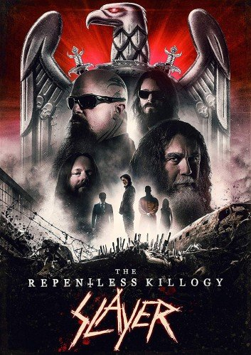 Slayer ‎– The Repentless Killogy (2019) (BDRip 1080p)