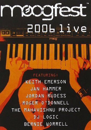 VA - Moogfest 2006: Live (2007)