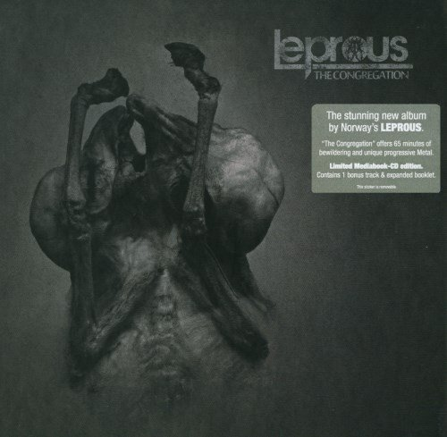 Leprous - Тhе Соngrеgаtiоn [Limitеd Еditiоn] (2015)