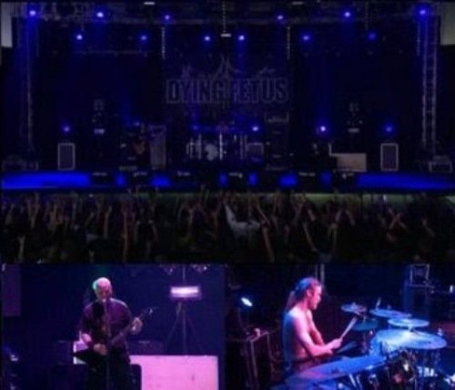 Dying Fetus - Live At Graspop (2008)