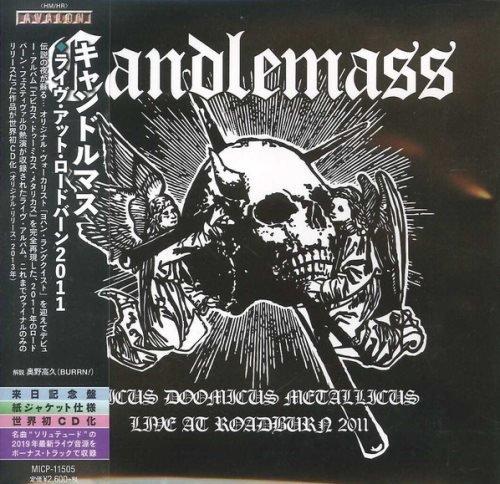 Candlemass - Epicus Doomicus Metallicus - Live At Roadburn' 2011 [Japanese Edition] (2019)