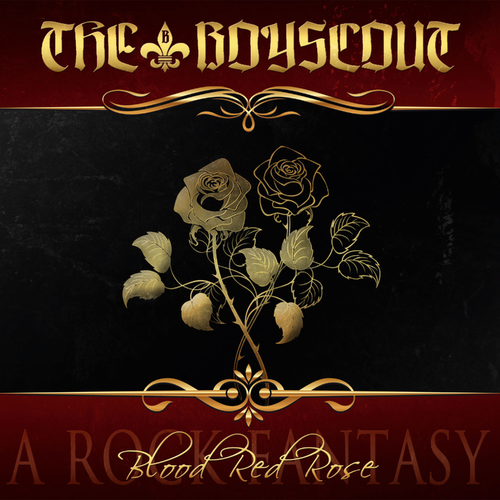 The Boyscout – Blood Red Rose – A Rock Fantasy (Reissue 2019)