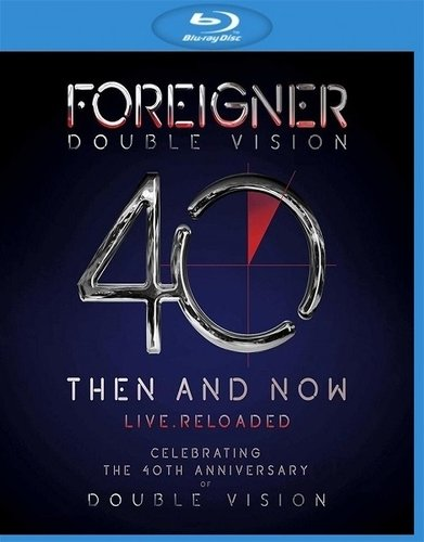 Foreigner - Double Vision 40 Then And Now Live. Reloaded (2019) (Blu-ray, 1080p+BDRip, 720p)