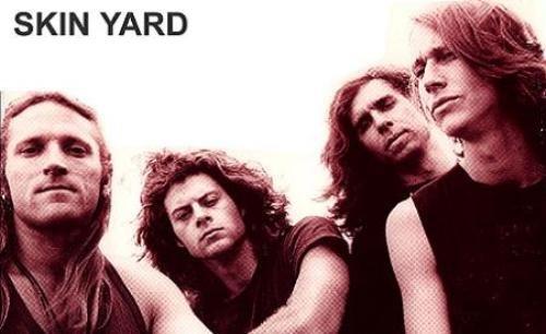 Skin Yard - Discography (1986-2001)