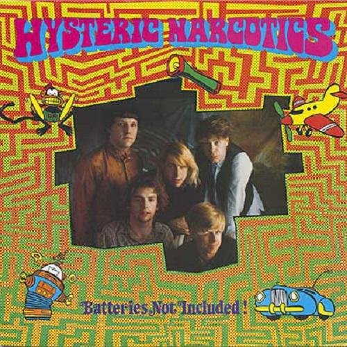 Hysteric Narcotics - Batteries Not Included (1986)
