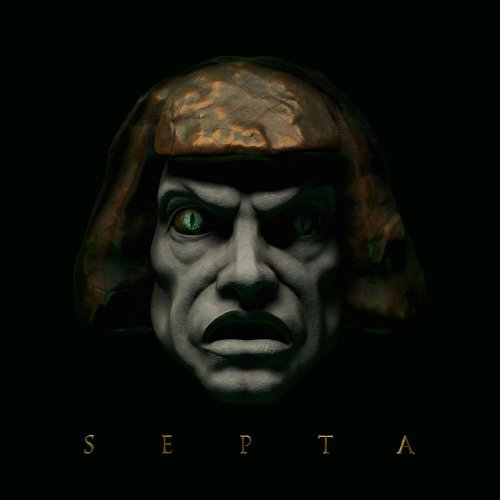 Septa - Bitten by the Serpent of the Kingdom of the Spirit (2019)