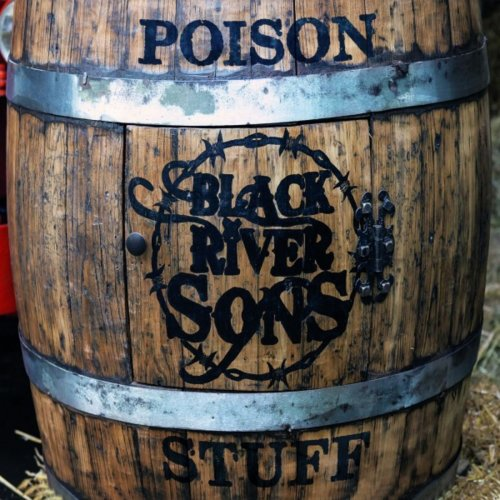 Black River Sons - Poison Stuff (2019)