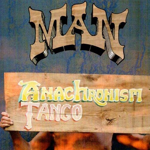 Man - Anachronism Tango (2019)