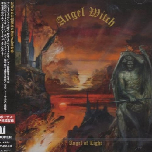 Angel Witch - Angel Of Light [Japanese Edition] (2019)