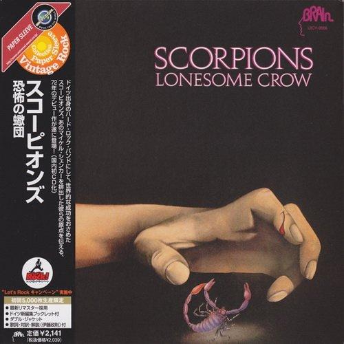 Scorpions - Lonesome Crow (Japan Edition) (2005)