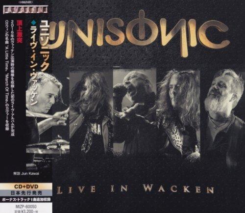 Unisonic - Livе In Wасkеn [Jараnеsе Еditiоn] (2017)