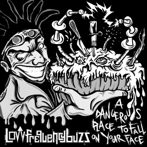 Low Frequency Buzz - A Dangerous Place to Fall on Your Face (2019)