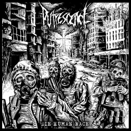 Putrescence - Die Human Race (2019)