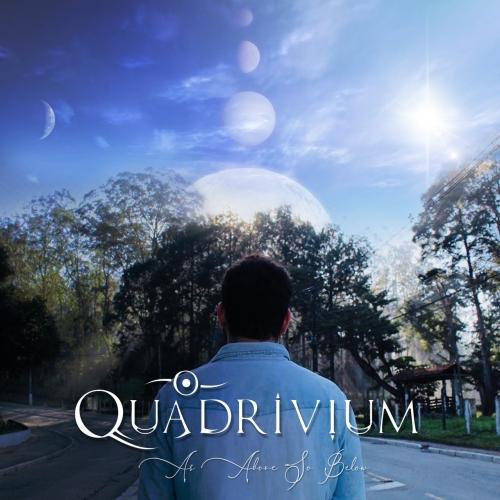 O Quadrivium - As Above so Below (2019)