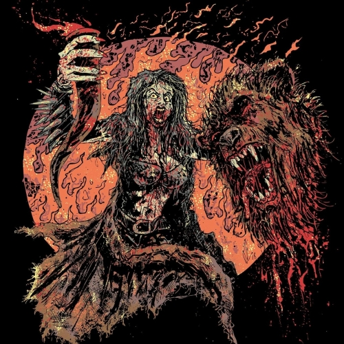 Bearblood - The Dormant Truth of the All-Mother (2019)