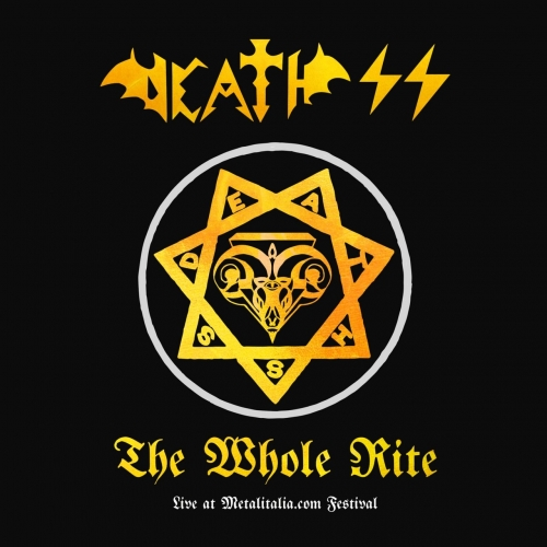 Death SS - The Whole Rite (Live at Metalitalia.Com Festival) (2019)