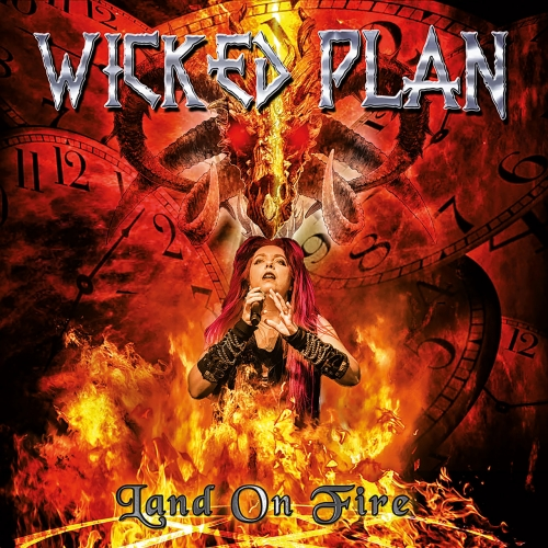 Wicked Plan - Land on Fire (2019)