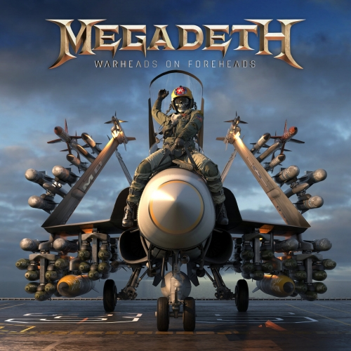 Megadeth - Warheads On Foreheads [3CD] (2019)